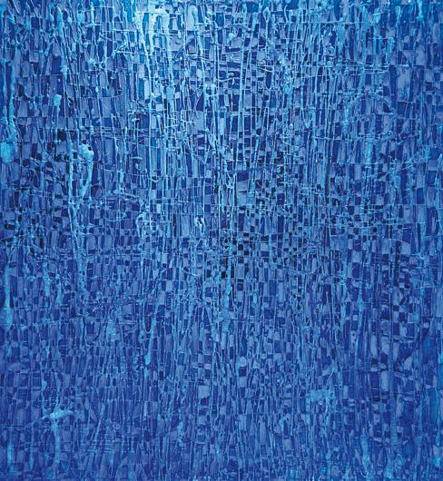 Joris'-Regen---cm.110-x-120---tecnica-mista-su-tavola-2011